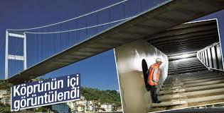 Boğaziçi Köprüsü'nün tadilatı 2016'da bitecek