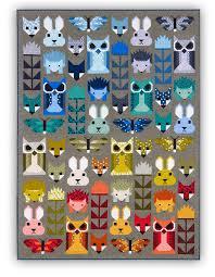 Fancy Forest Quilt Pattern
