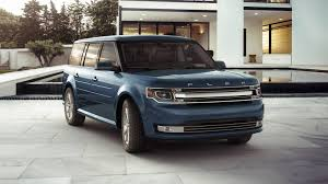 2018 Ford Flex Review & Ratings | Edmunds