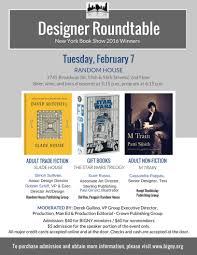 designer roundtable new york book show 2016 winners