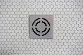 compression shower drain