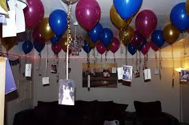 simple birthday decorations for him image inspiration of cake