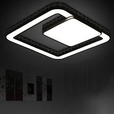Modern Dimmable Ceiling Lights Design Living Room Led Light Modern Bedroom Lights  Led Square Circle White