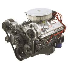 performance small block chevy ho turn key crate engine gm performance 19210009 small block chevy 350 ho turn key crate engine