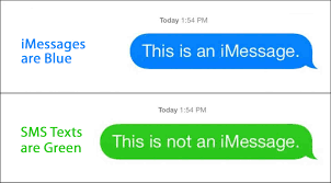 We're back in our home country, but the message conversation persists in sms (green) and we'd like it to go back to. Can I Text Via Sms Using Your Cell Phone Overseas To Text