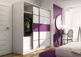 Modern Bedroom Wardrobes Fore Sale Mirrored Sliding Door Wardrobe - Bedroom wardrobe sliding doors