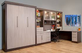 wall bed office. Home Office And Guest Room Wall Bed