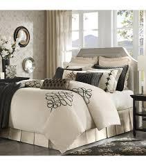 cream fleur de lis comforter set brown accents king or queen fleur de lis comforter