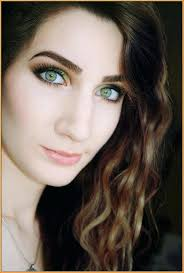 green brown hair color brown hair makeup for green eyes blonde hair you you can 5