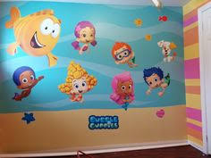 >hilarious joke from bubble guppies jokes quotes pinterest  bubble guppies mural painted background and wall decals