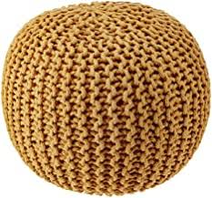Fabric Pouf - Amazon.com