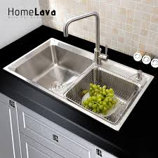 CECO  Big Corona Double Bowl Undermount Kitchen Sink43 Kitchen Sink