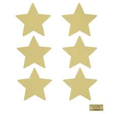 Gold Star Foil Stickers Hobby Lobby 965426