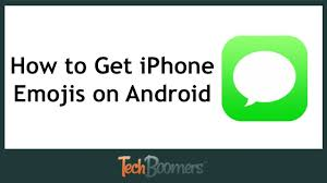Samsung To Iphone Emoji Chart 2018 How To Get Iphone Emojis On Android