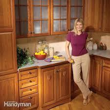 corner cabinet kitchen greenvirals style