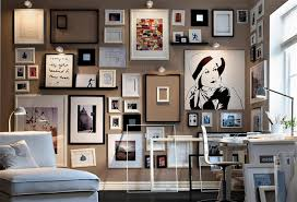 photo collage walls picture perfect wall collage ikea share space templates
