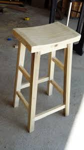Simple Furniture Plans Diy Barstools Add To The Honey Please Do List Woodworking