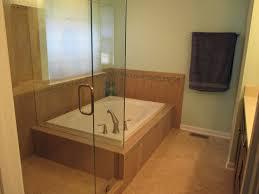 Charlotte NC Bathroom Remodel Glass Shower Lr Mesmerizing Bathroom Remodeling Charlotte Nc