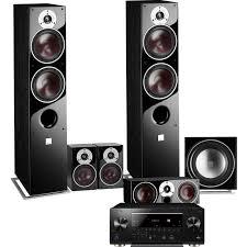 pioneer 5 1 speakers. pioneer sclx801 av receiver with dali zensor 7 5.1 speakers 5 1