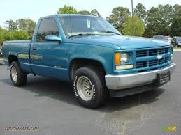 1997 Chevrolet C/K C1500 Regular Cab in Laguna Green Metallic ...