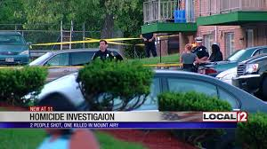 police id man killed in mt airy double shooting