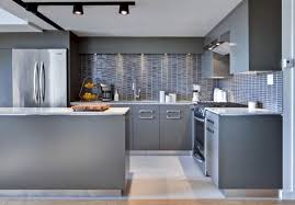 Grey Kitchen Design Ideas For Modern Home Furniture Pictures Gallery Picture