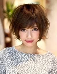 ミセス大人の女子ショートパーマke 488 ヘアカタログ髪型ヘア
