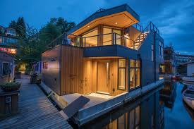 Floating Home Manufacturers Seattle Afloat Seattle Houseboats Floating Homes Live Life
