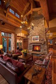 mountain lodge style furniture. always loved these types of homes they have a lodge type feel to them just mountain style furniture h