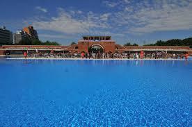la piscine at hotel americano