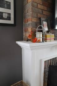 hammers and high heels revisiting our fireplace diy projects building a mantel for under