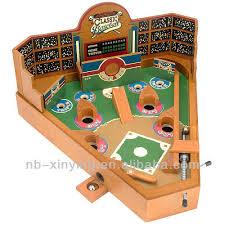 Wooden Baseball Game Toy Table Top Baseball Game Buy Table Top BilliardTable Game Toy 59