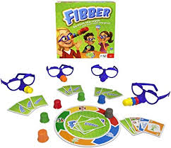 <b>Fibber</b>: Amazon.co.uk: Toys & <b>Games</b>