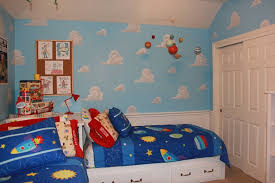 Andy's Room Toy Story Bedroom