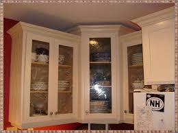 Door Corner Decorations Kitchen Kitchen Cabinet Glass Doors Nice With Picture Of