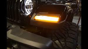 Jeep Jl Led Fender Lights Morimoto Xb Fender Lights Install Issues Solution 2018
