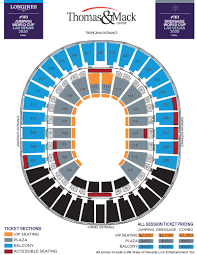 Nfr Seating Chart With Rows Unlvtickets 2020 Fei World Cup Finals