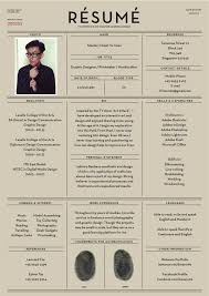 Resume Portfolio Examples Gorgeous 28 WellDesigned Resume Examples For Your Inspiration