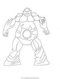 Disegno Gormiti30 Personaggio Cartone Animato Da Colorare