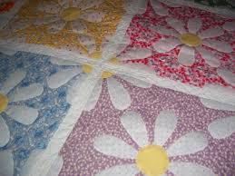 Quilting on Main Street: Seven Ways To Name Your Quilt & I made this quilt using a pattern called Shasta Daisy and could not come up  with a better name myself. So, Shasta Daisy it is. Adamdwight.com