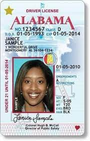 The star id meets all federal legal requirements for air travel and is considered to be a step above the regular id or license that is currently issued by alea. Alabama State Troopers Alabama Public Radio