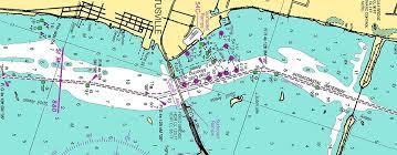 Coast Survey To Improve Magenta Line On Intracoastal