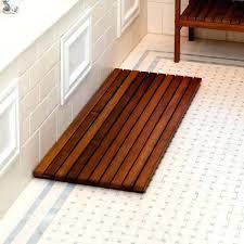 wooden shower mat s en wood nz mats uk bunnings wooden shower mat