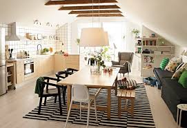 40 More Stunning Scandinavian Dining Rooms New Ikea Dining Room Ideas Decor