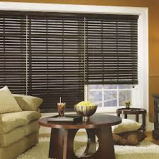 2 inch Privacy Wood Blinds image 1