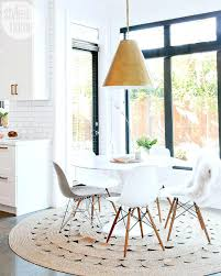 dining table rug fantastic dining room rug round table and best round dining tables ideas on