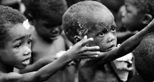 Resultado de imagem para fome no mundo onu