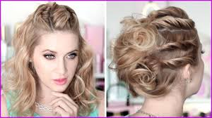 Coiffure Pour Mariage Sur Cheveux Mi Long 111725 Tuto