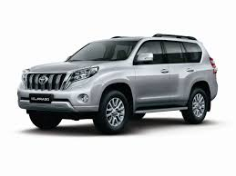 New Toyota Land Cruiser Prado now in India at 84.87 lakh