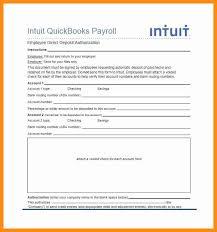Employee Direct Deposit Authorization Agreement 11 12 Blank Direct Deposit Form Lasweetvida Com